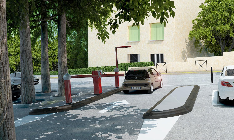 PARKING EXTERIEUR / Qpark