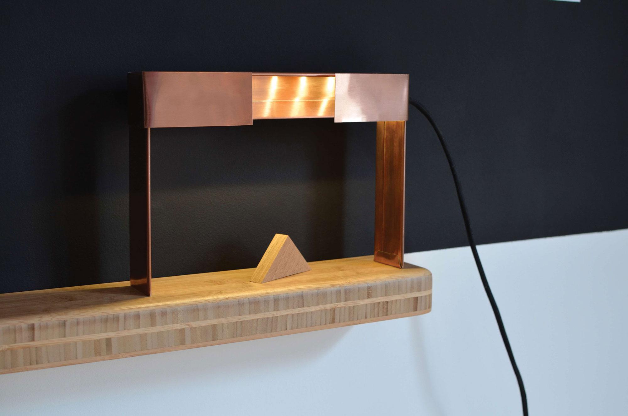 L27 Lampe A Poser Baru Design