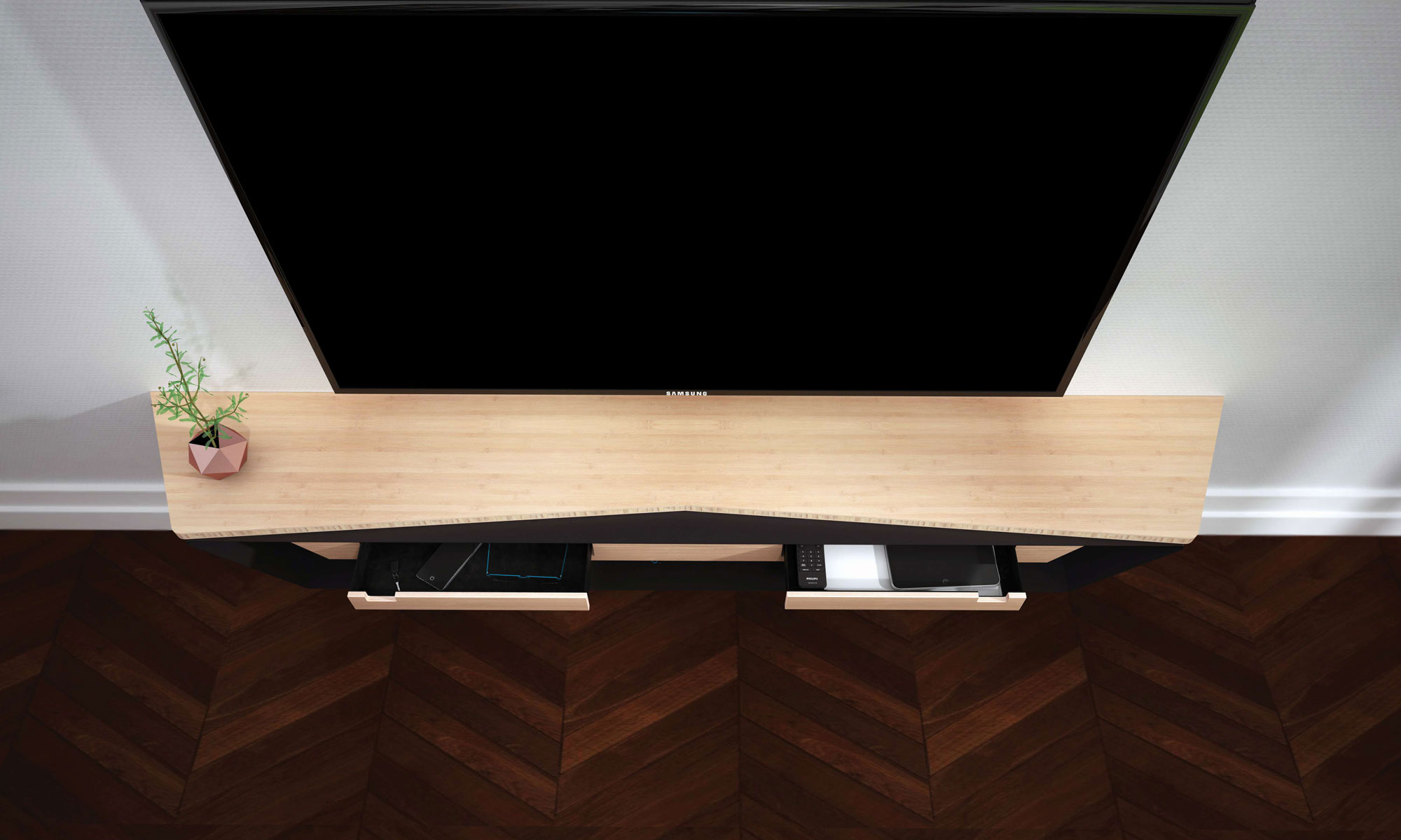 Meuble tv made in design - Made design mobilier ...