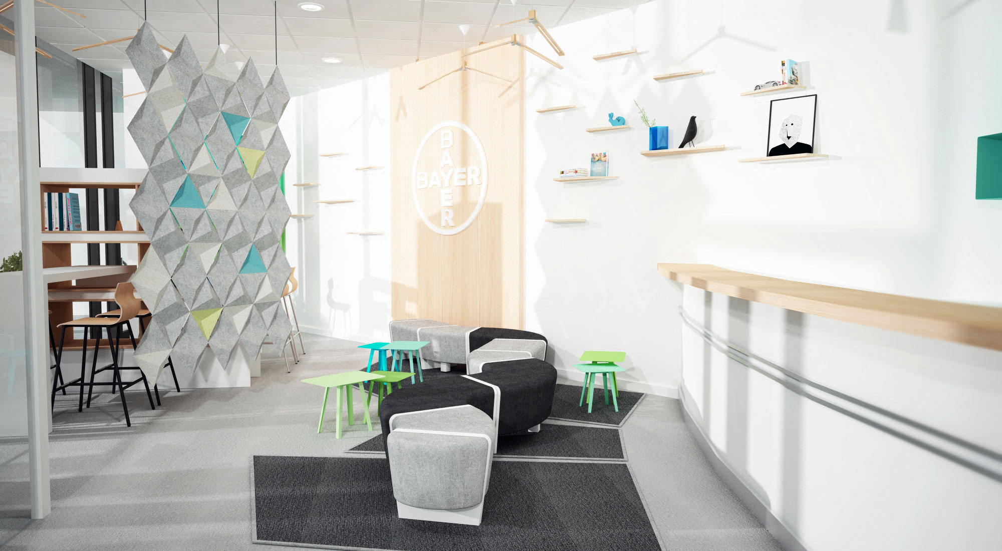 RELAX SPACE / Bayer