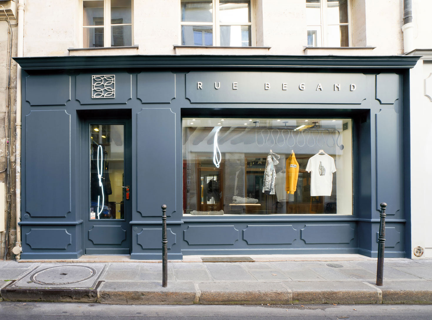 SHOP – Rue Begand