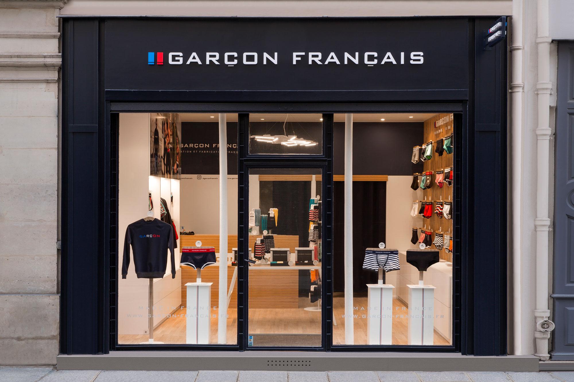 BOUTIQUE – Garçon Français PARIS
