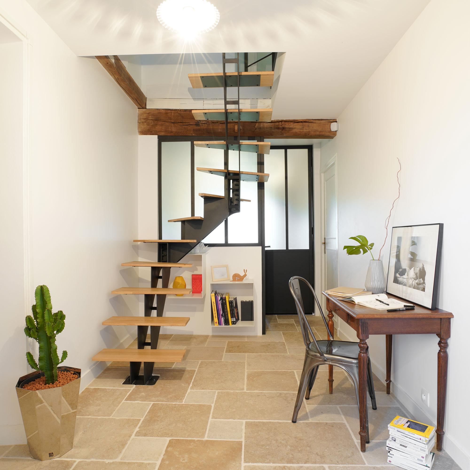 MAISON DE CAMPAGNE – Rénovation