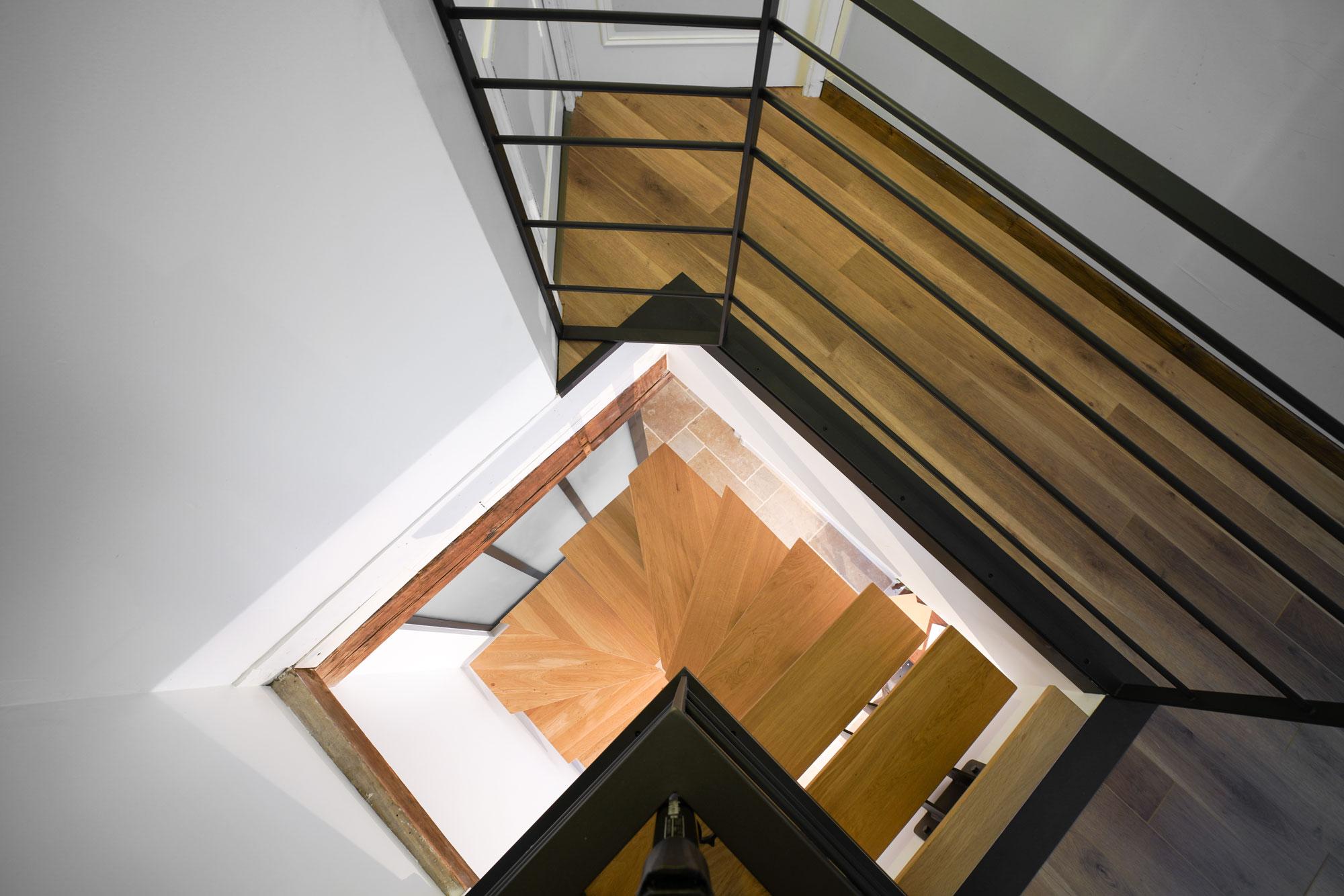 maison de campagne r novation baru design. Black Bedroom Furniture Sets. Home Design Ideas